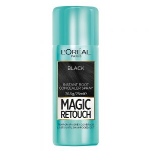 LOREAL MAGIC RETOUCH SPRAY BLACK 75ML