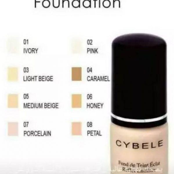 Light Reflecting Liquid Foundation 1 Ivory