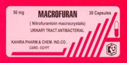 MACROFURAN 50MG 30CAP