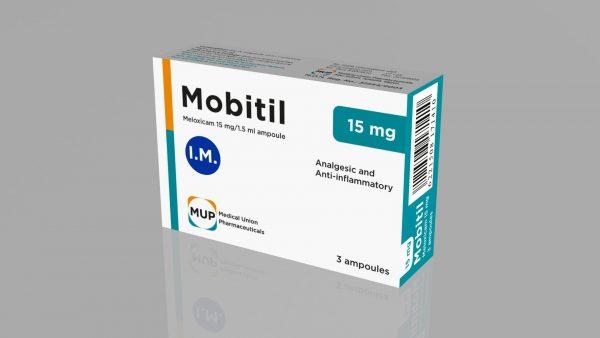 MOBITIL 15 MG 3 AMP