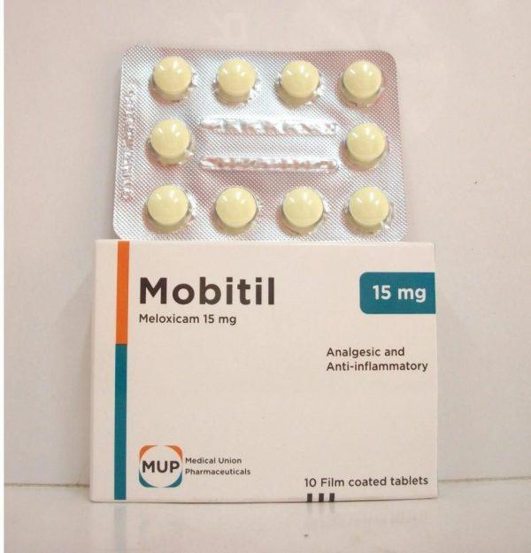MOBITIL 15MG 10TAB