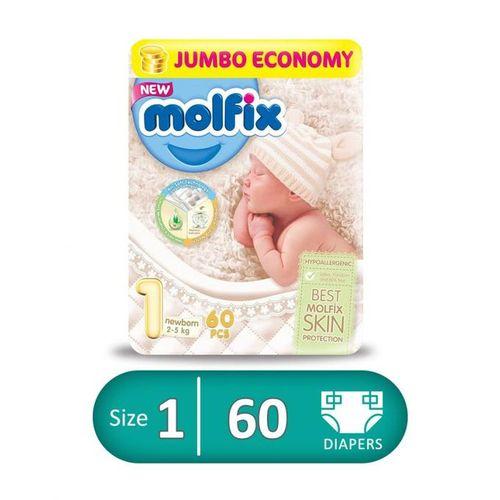 MOLFIX 1 60 DIAPERS