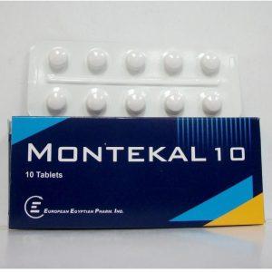 MONTEKAL 10MG 10T