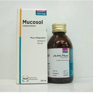 MUCOSOL 120CC AD SYR.