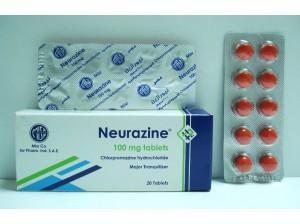 NEURAZINE 100 MG 20 TAB