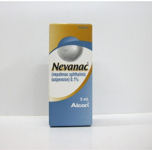 NEVANAC DROP