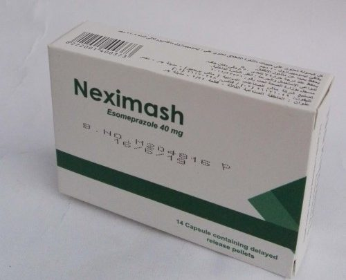 NEXIMASH40MG CAPS