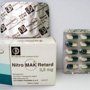 NITROMAK RET 60 CAP