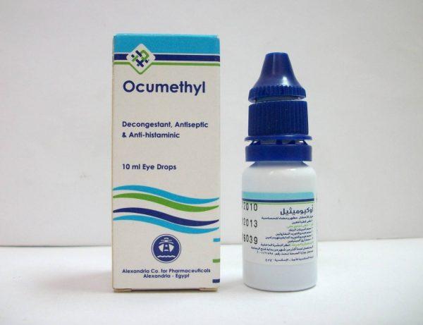 OCUMETHYL 10ML EYE DRPS