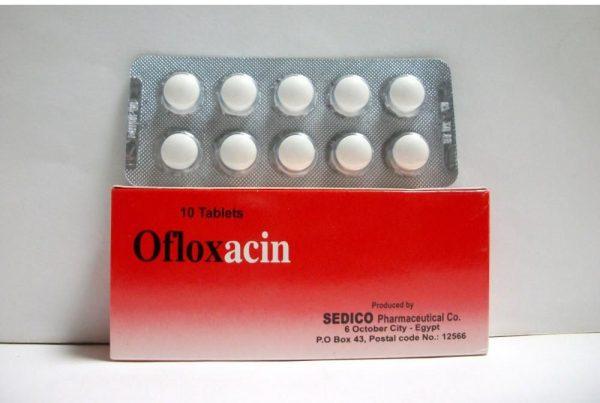 OFLOXACIN 200MG 10TAB.