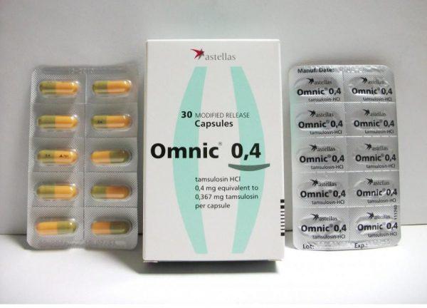 OMNIC 0.4 MG 30 CAP