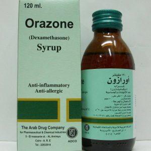 ORAZONE 120ML SYR