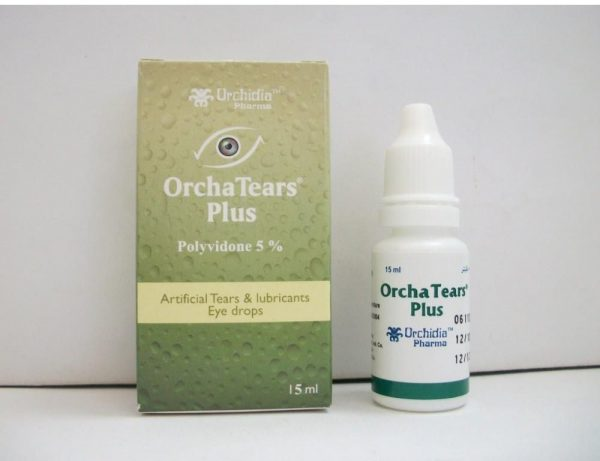ORCHATEARS PLUS 15ML EY D.