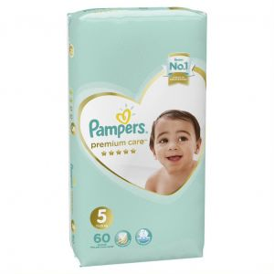 PAMPERS 5 60 DIAPER SAUDI