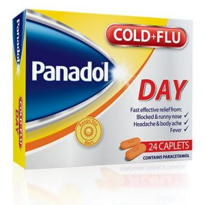 PANADOL COLDFLU DAY