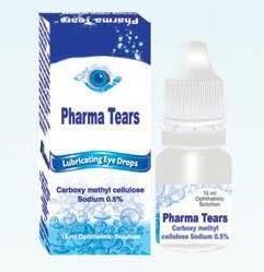 PHARMA TEARS EYE DROP.