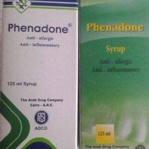 PHENADONE 125 ML SYR