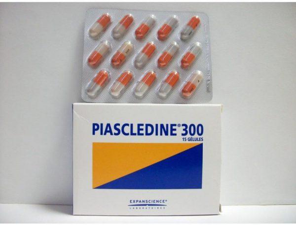 PIASCLEDINE 300 MG 15 CAP