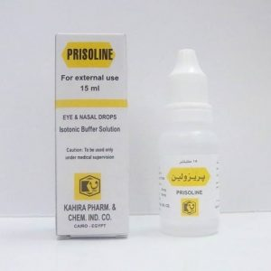 PRISOLINE 15ML EY NSE DRPS