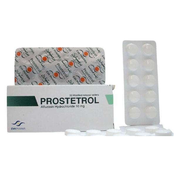 PROSTETROL 10MG 30TAB 1