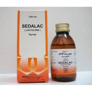 SEDALAC 120CC SYR.