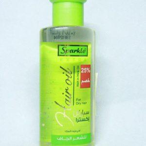 SPARKLE HAIR OIL 100ML DRY HAIR