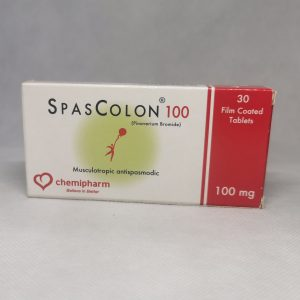 SPASCOLON 100G 30TAB