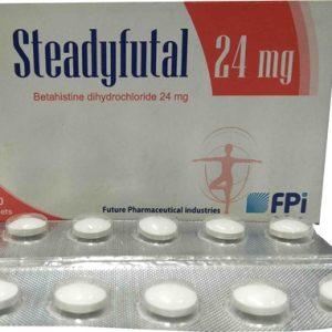 STEADYFUTAL 24MG 20TAB.