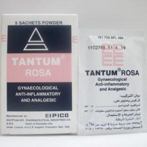 TANTUM ROSA VAG 5P 10GM.