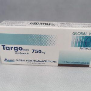 TARGO 750MG 10TAB. scaled