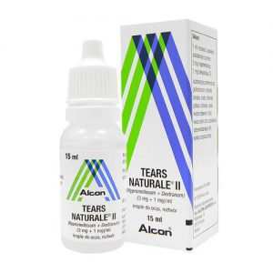 TEARS NATURALE 15ML EY DPS