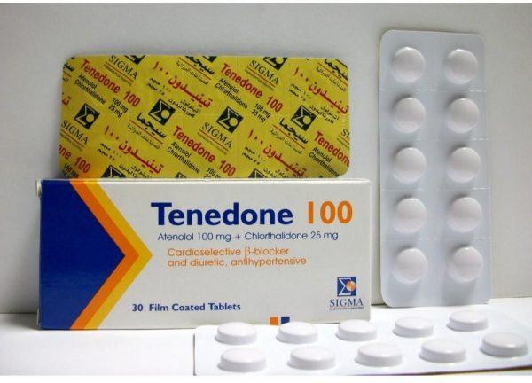TENEDONE 100 MG 30 TAB