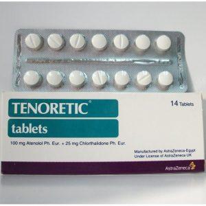 TENORETIC 14 TAB