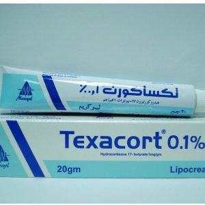 TEXACORT 0.1 CREAM 20 GM
