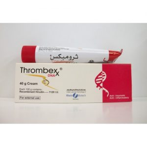 THROMBEX CREAM