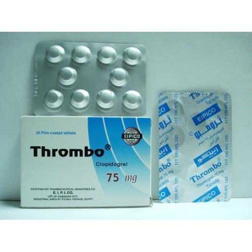 THROMBO 75MG 30T