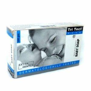 TRI TECT MEDICATED SOAP FOR BABIES SENSETIVE SKIN 1