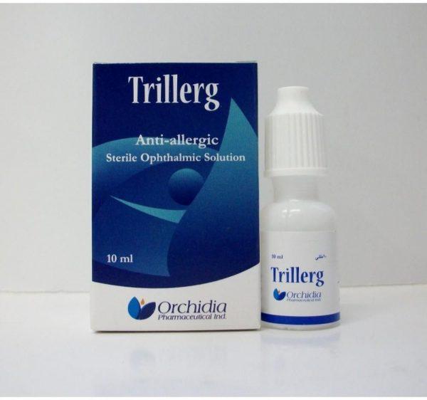 TRILLERG 10 ML EYE DROPS