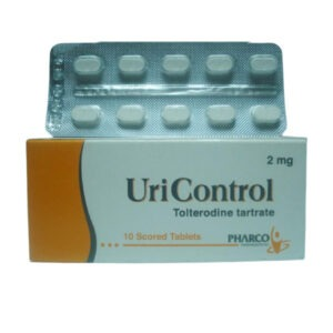 URICONTROL 10TAB 2MG 1
