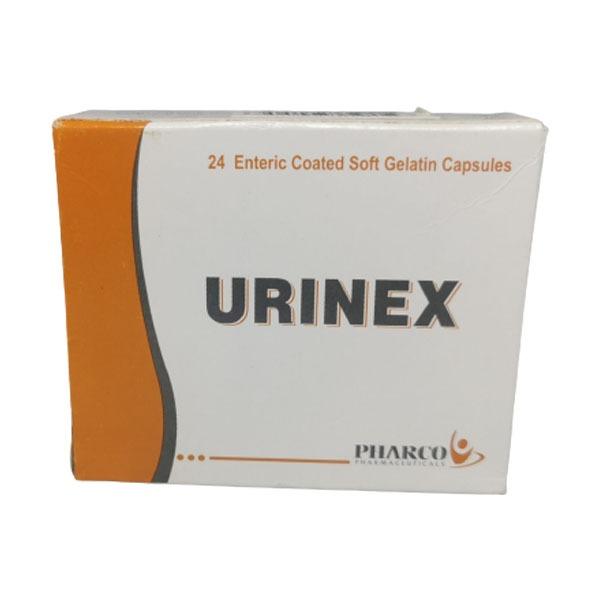 URINEX 24 CAP 1