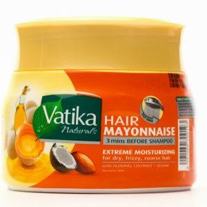 Vatika hair conditioning cream mayonnaise dry hair 500gm