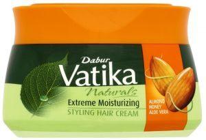Vatika honey and almond styling cream extreme moisturizing 70ml