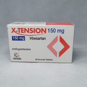 X TENSION 150MG 28TAB.