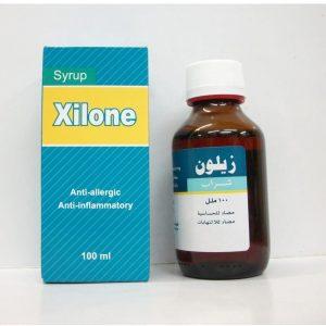 XILONE 100ML SYP