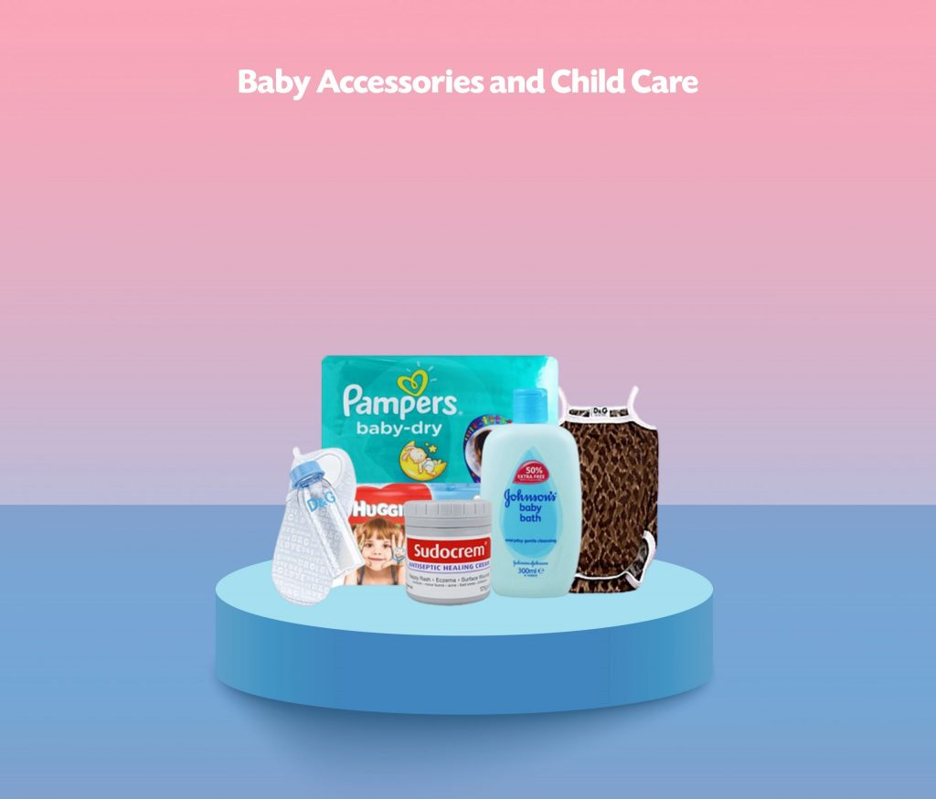 baby accessories and child care scaled