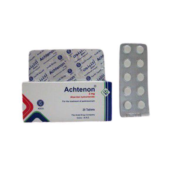 ACHTENON 20TAB 2MG