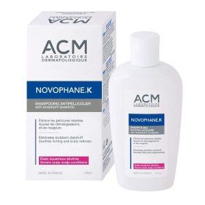 ACM NOVOPHANE K SHAMPOO 125ML