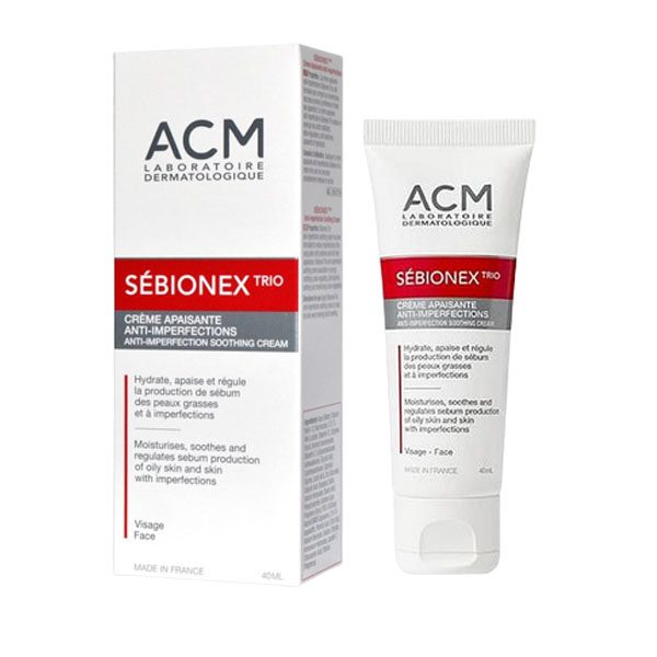 ACM SEBIONEX TRIO CREAM 40ML