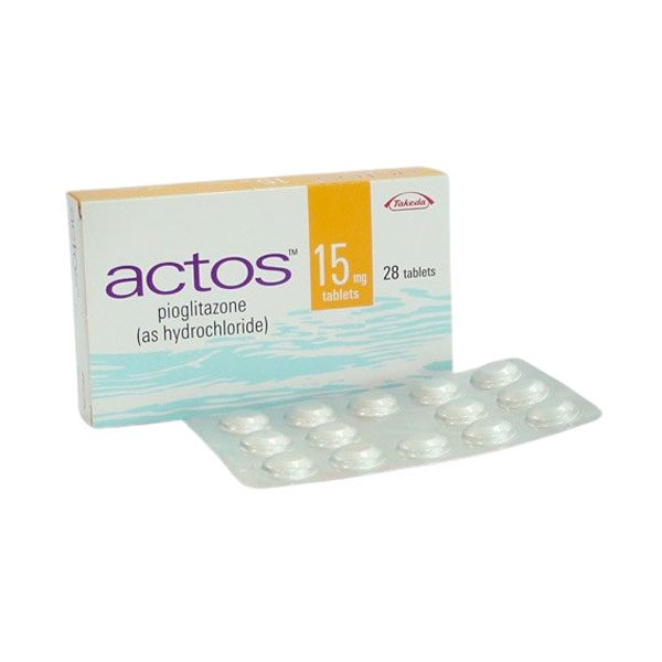 ACTOS 15 MG