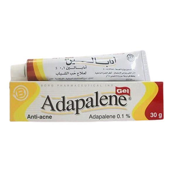 ADAPALENE0.1 GEL